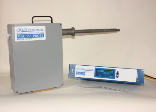 MAC 155 Probe and Controller